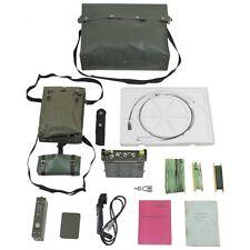 Orig. CZ Funkgerätsatz RF10 Zubehör Tschechisch Armee Funkgerät Tasche neuw.