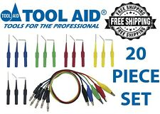 S&G Tool Aid - Back Probe 20-Piece Kit FREE SHIPPING! SGT 23500 NEW ITEM!