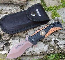 Albainox Messer Rescue Knife Marine Gurtschneider Glasbrecher Rettungsmesser