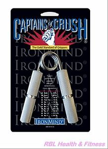 CAPTAINS OF CRUSH Hand Gripper - Pick 80 to 237.5 lb Strength - CoC Grip Trainer