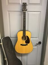 Martin & Co. Acoustic Guitar D-18 With HSC