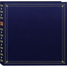 Pioneer Photo Albums Mp-46-Nb Navy Blue 4x6 / 6 300 Photos Full Size Memo Album