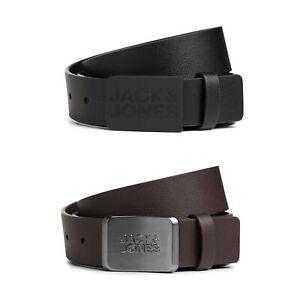 JACK&JONES Hombre Cinturon Vestir Casual 22940