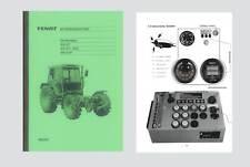 FENDT Geräteträger 350 GT  370 GT / GTA  380 GTA Betriebsanleitung 1996