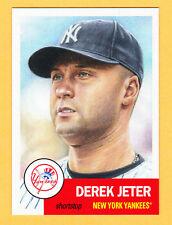Derek Jeter New York Yankees 2018 Topps 1953 Living Set 10