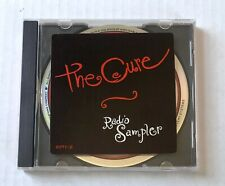 THE CURE Radio Sampler RARE 1987 Elektra US PROMO CD How Beautiful You Are REMIX