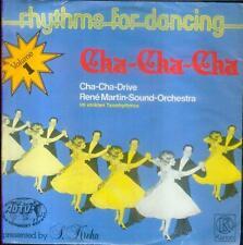"7"" René Martin Sound Orchestra/cha cha Drive (D)"