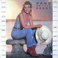 "Kylie Minogue - Hand On Your Heart (12"", Maxi) Vinyl Schallplatte 123392"