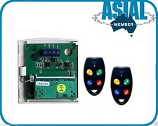 NESS RK4 WIRELESS KEYFOB & RADIO INTERFACE KIT K-6009 106-167 100-200
