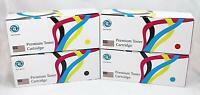 4PK 045 H Compatible Toner Set for Canon imageCLASS MF634Cdw MF632Cdw LBP612Cdw