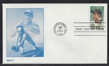 #2417 Lou Gehrig FDC with BSA-7 cachet - limited to 250