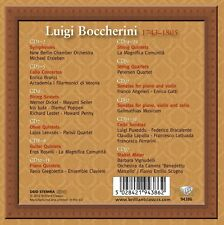 BOCCHERINI:EDITION 37 CD NEUF BOCCHERINI,LUIGI
