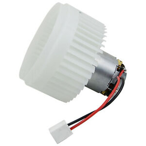 NEW 31320393 A/C Heater Blower Motor Assembly for Volvo S60 S80 V70 XC70 XC90