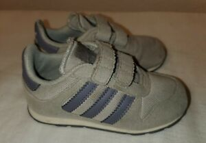 Toddler Boys Adidas Shoes Size 6k Gray