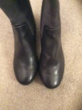 Ladies  New Clarks Boots Size 5 D