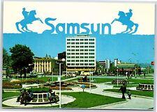 Cocuk Parki Samsun Turkiye Turkey Satis ve Dagitim OZTOPRAK Continental Postcard