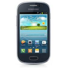 SAMSUNG GALAXY FAME GT-S6810P 4GB PEBBLE BLUE ANDROID SMARTPHONE SIM FREE NEW