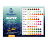 11in1 FRESHWATER Aquarium Test Strips 100 Pack pH Nitrate Nitrate KH GH Hardness