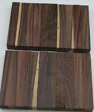 "20 Pen Blanks ¾""x ¾""x5"" Morado aka Bolivian Rosewood Exotic Wood Lumber BR-53"