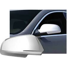 Fits Saturn Aura 2007-2009 ABS Chrome Side Mirror Covers Overlay