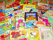 Children's LIFT-THE-FLAP Book Lot - HARDCOVER/SOFTCOVER/BB- FREE SHIPPING