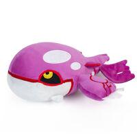 Pokemon Pink Shiny Kyogre Soft Plush Doll Toys Gift 11 Inch