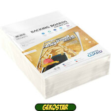 More details for golden size ultimate guard comic backing boards 100.