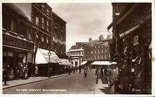 Gainsborough. Silver Street # G.601 by Valentine's. Woolworth's.