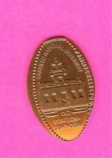 Old Point Loma Lighthouse San Diego, California Elongated Pressed Penny