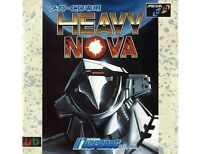 ## SEGA Mega-CD - Heavy Nova (JAP / JP) - TOP ##