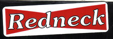 Budweiser Bow Tie Redneck Sticker for Man or Bud