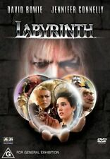 Labyrinth (1986) NEW R4 DVD