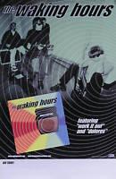 The Waking Hours 1999 Self Titled Album Original Tour Promo Poster