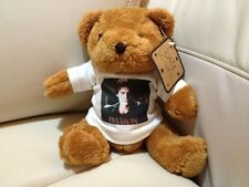 DAMON SALVATORE The Vampire Diaries TEDDY BEAR IAN SOMERHALDER