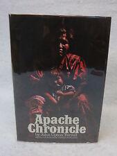 John Upton Terrell  APACHE CHRONICLE  World Publishing  c. 1972 HC/DJ