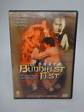 The Buddhist Fist DVD (Please note: center of the disc is cracked, plays fine)