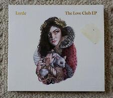 Lorde - The Love Club EP - EP/CD SINGLE [USED - VGC]