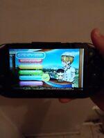 Sony PlayStation PS Vita Slim PCH-2000 WiFi Black PSV Console Good Condition