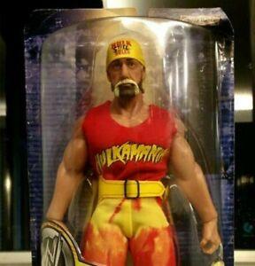 "2002 JAKKS Pacific WWE Ringside Rebels Hollywood Hulk Hogan Action Figure 12"""