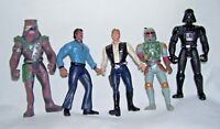 Star Wars Action Figures 1995 Kenner Lot of Five