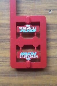 Newcastle Flyer Headboard x2 HO. NSWGR. Suits Lima Austrains Eureka Trainorama