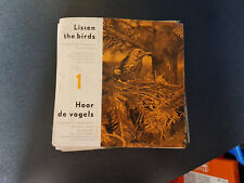 "Hoor de vogels - Listen the Birds 1 (7"")"
