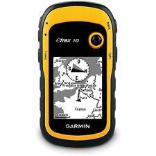 GARMIN E TREX10 HANDHELD GPS NAVIGATOR