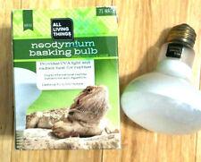 New listing All Living Things Neodymium Basking Bulb Radiant Heat for Reptiles - 75 Watt