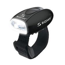 Sigma Micro Frontlicht Lampe Front Weiße LED Vorderlicht Licht Laufen Helm Light