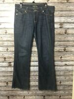 Womens Old Navy The Diva Size 10 Blue Denim Jeans Stretch Jeans EUC