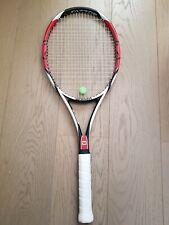 Rare Wilson K Six.One Hyper Pro Staff 95 Pro Stock Del Po Tennis Racket L2 4 1/4