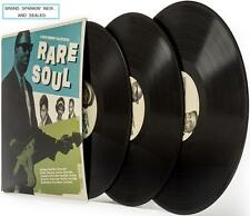 RARE SOUL - OTIS REDDING, PERCY SLEDGE, WILSON PICKETT, 3LP 180gram, LTD.Edition