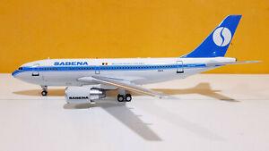 Inflight 200 IF310SB0720 1/200 Sabena Airbus A310 Rég : Oo-Sca Avec Support