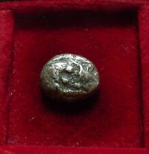 LYDIA. King Kroisos, Sardes. AR Hemistater, Lion bull 560-546 B.C.